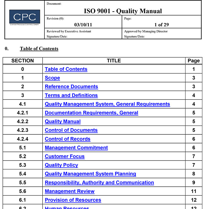 ISO_9001__Quality_Manual
